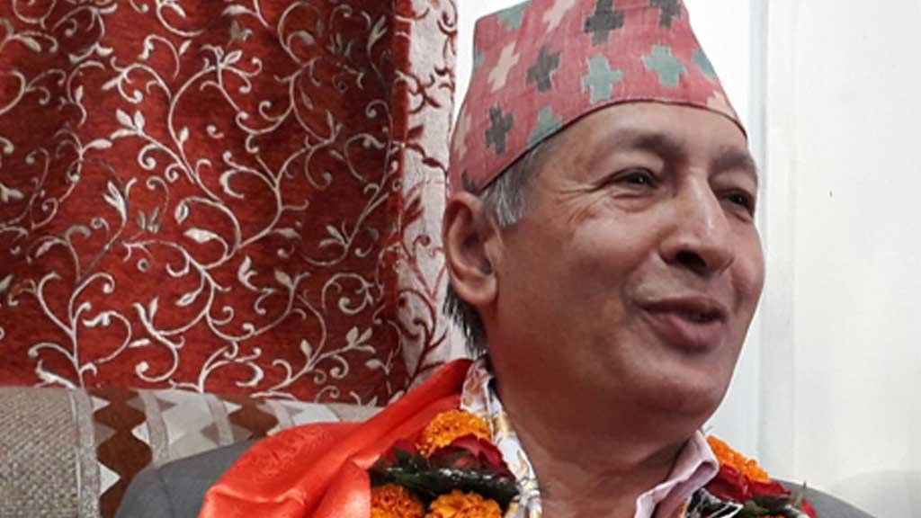 Yuba Raj Khatiwada - Dr. Yuvraj Khatiwada ,finance minister of Nepal - the times of nepal - thetimesofnepal