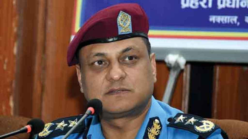 nepal polic