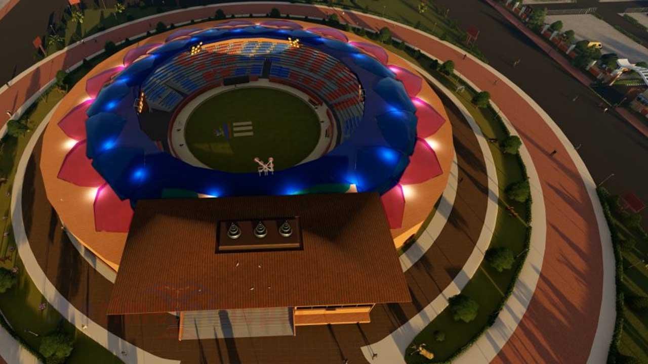 Gautam Buddha International Cricket Stadium