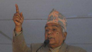 नेता पौडेल - The Times Of Nepal
