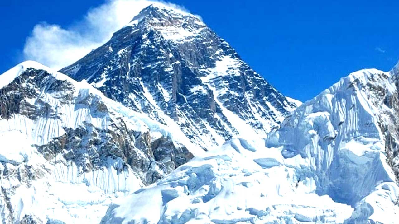 Mount Everest - The Times Of Nepal