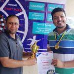 चौथो राष्ट्रिय डार्ट्स प्रतियोगिता सम्पन्न