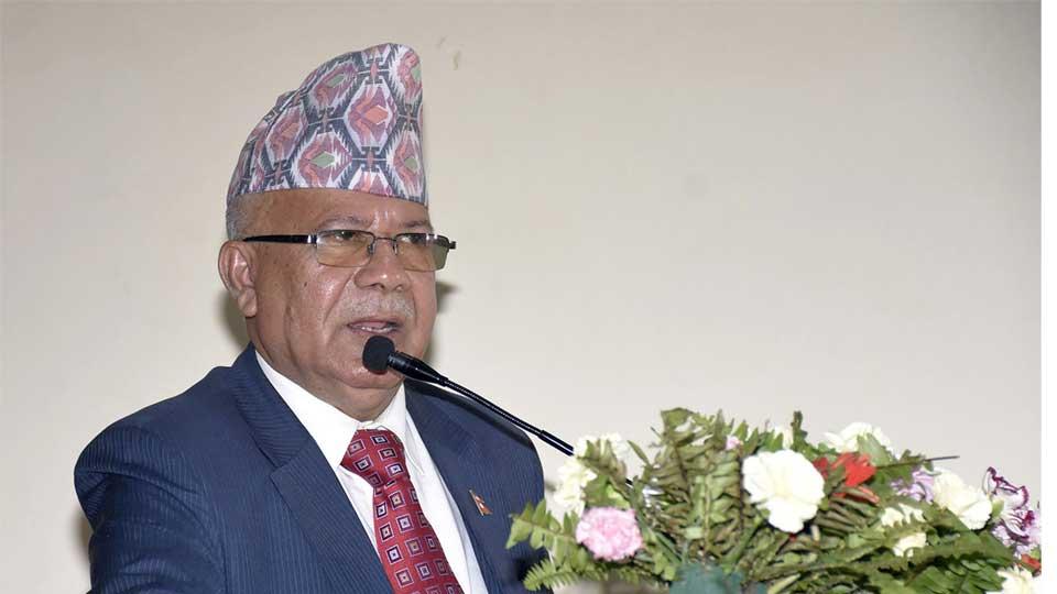 madhava kumar nepal - The Times Of Nepal