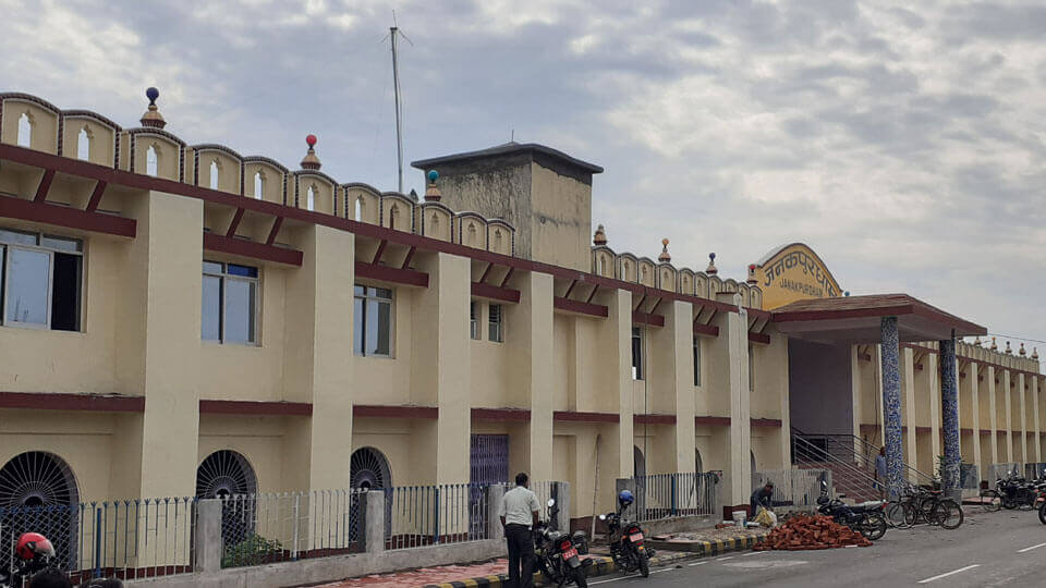 Janakpur Dham - The Times Of Nepal