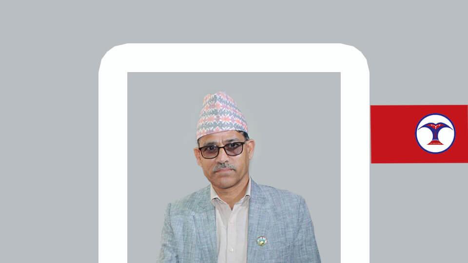 Trilochan Bhatta, Chief Minister of Sudurpashchim Pradesh - The Times Of Nepal