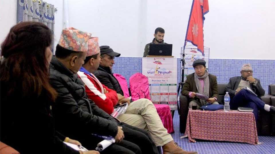नेपाल भ्रमण वर्षको शुभारम्भ भव्य तयारी