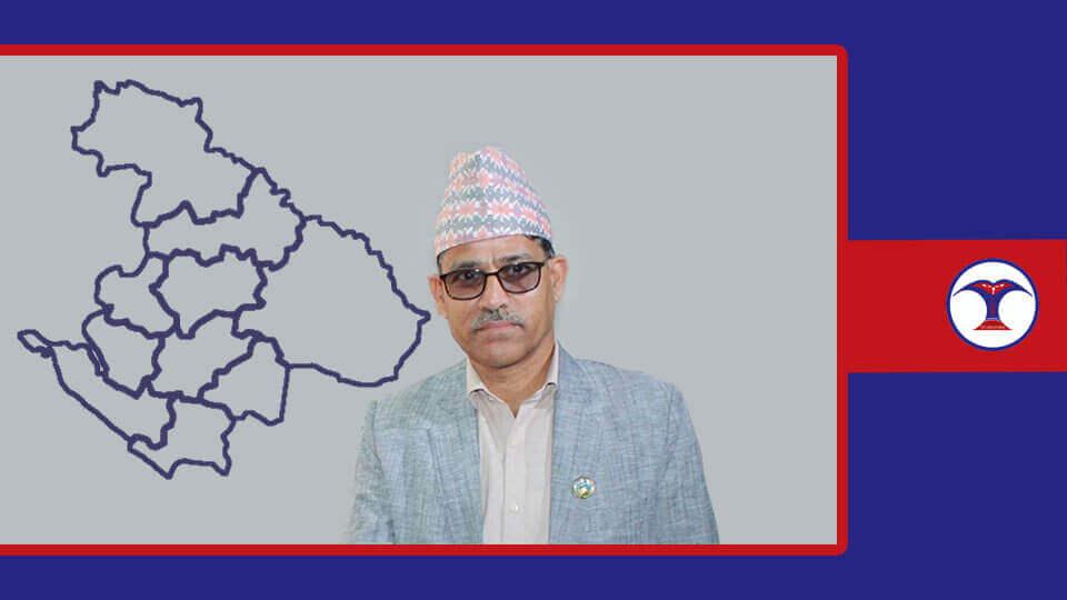 सुुदूरपश्चिम प्रदेशका मुख्यमन्त्री त्रिलोचन भट्ट - The Times of Nepal