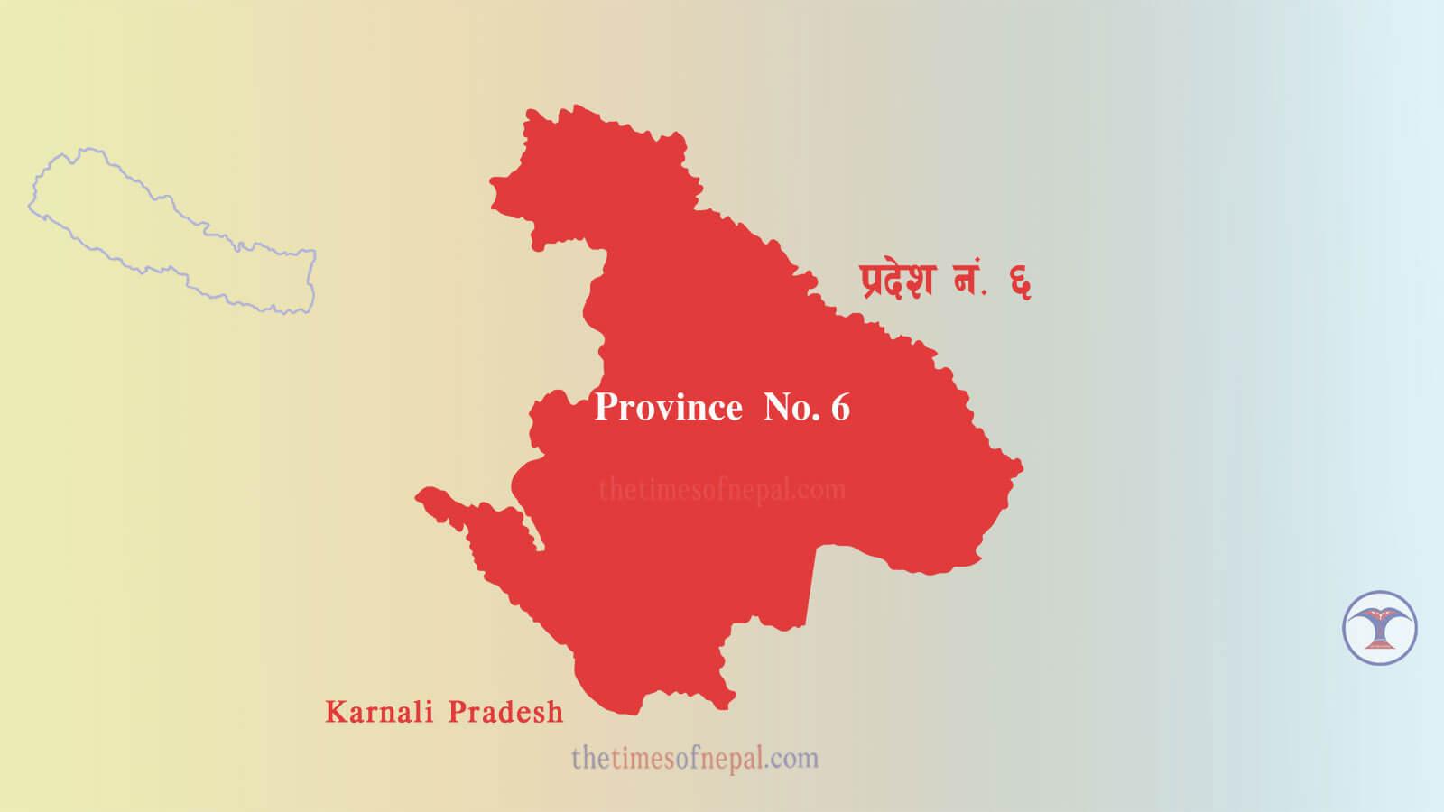 Karnali Pradesh - The Times Of Nepal