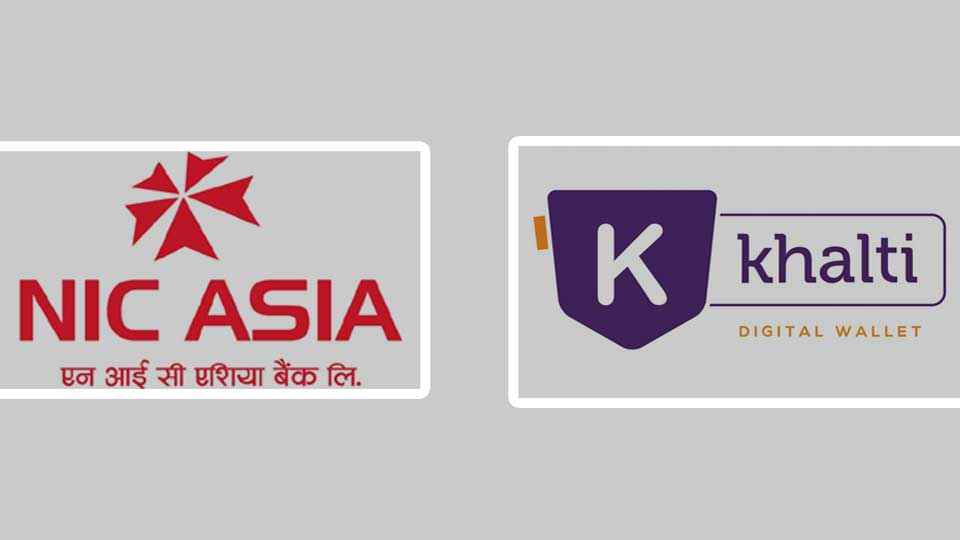 nic asia bank and khalti - The Times Of Nepal