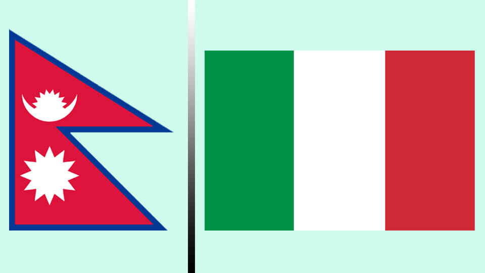 nepal & Italy - The Times Of Nepal