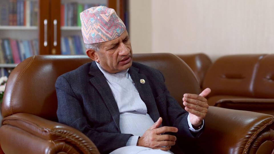 pradip-kumar-gyawali, - The Times Of Nepal